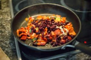 Beans: A cheap, healthy source of protein for food