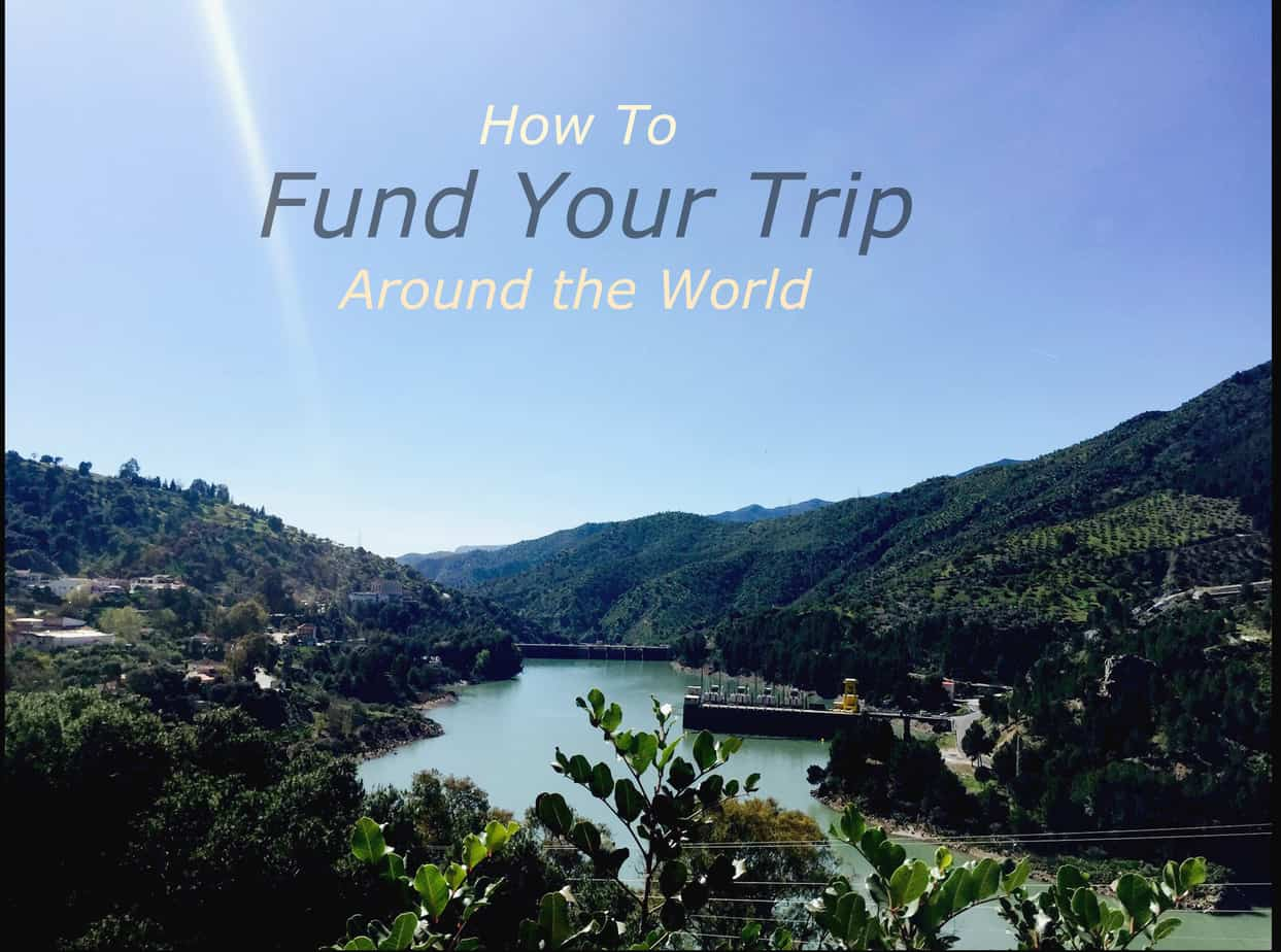 How to fund your trip around the world