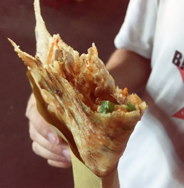 The Best Street Food in Asia - Vietnamese Style Pizza