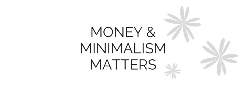 Money & Minimalism Matters Facebook Group