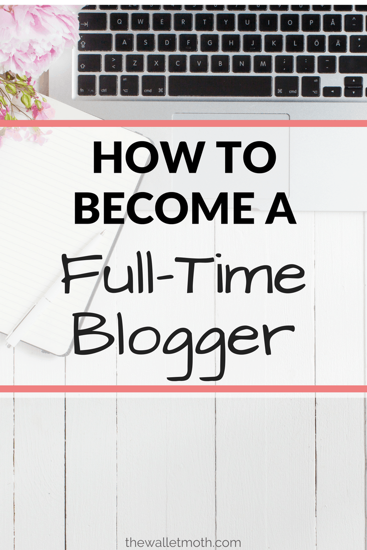 This post has every tip you NEED to know about how to make money blogging full-time and learning how to make money from your blog. Thanks for pinning!