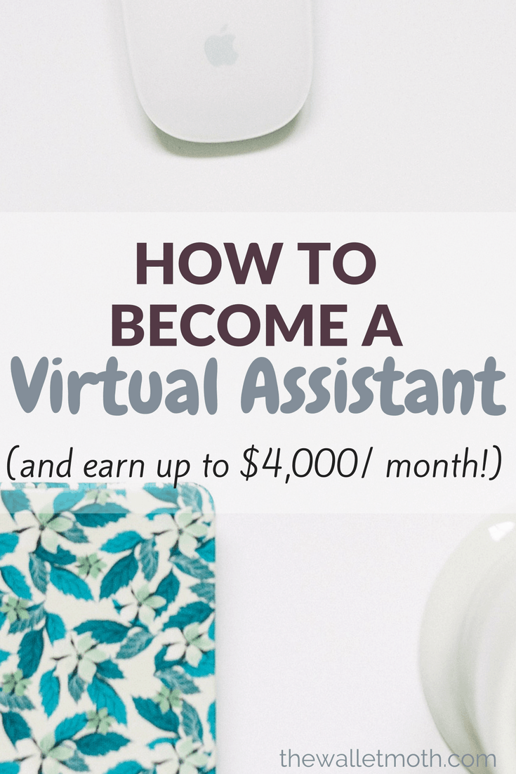 This is the BEST guide for finding out exactly how to become a virtual assistant with no experience required. Learn how to make money online and work remotely as a virtual assistant today. Thanks for pinning!