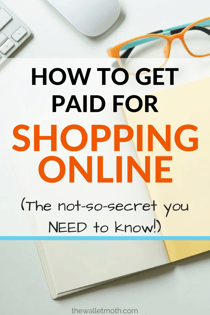 How to Get Paid to Shop Online with Free Cashback Sites