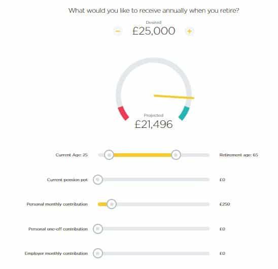 PensionBee Pension Calculator for Digital Nomad Retirement