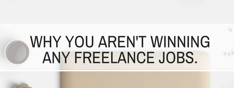 How to Win Freelance Jobs Today
