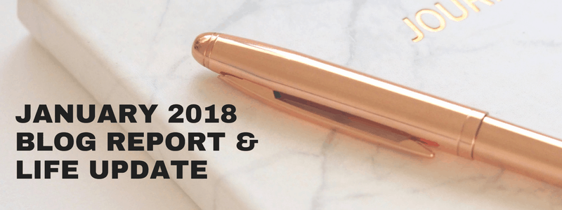 January Blog Report | The Wallet Moth