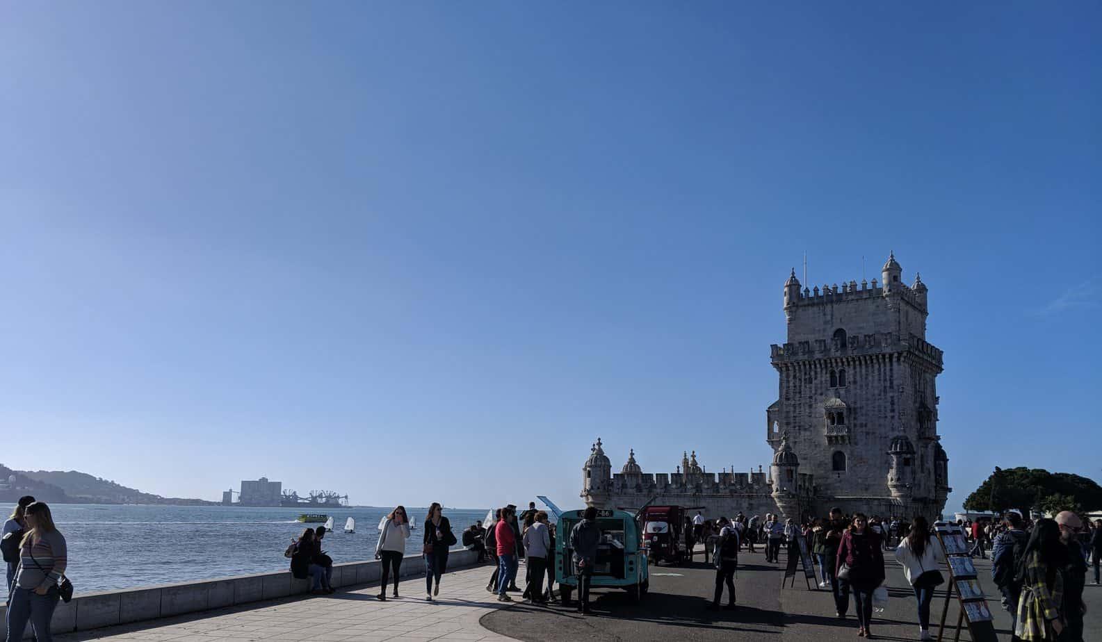 Torre de Belem, Lisbon | The Wallet Moth