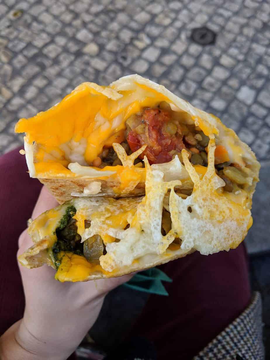 Sama Sama Crepe | Vegan Lisbon