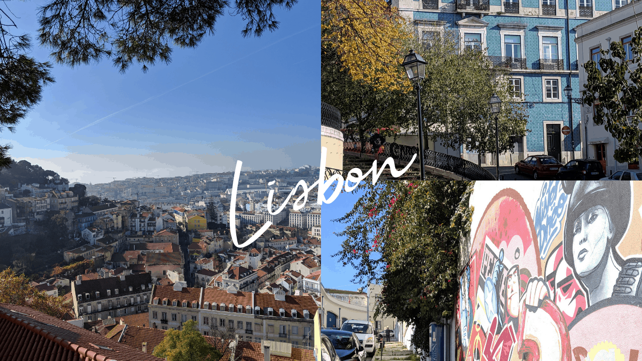 A Vegan Weekend In Lisbon | Lisbon Travel Guide | Vegan Lisbon