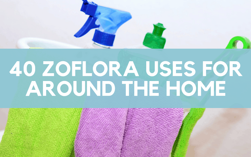 40 Creative Zoflora Uses For Around The Home