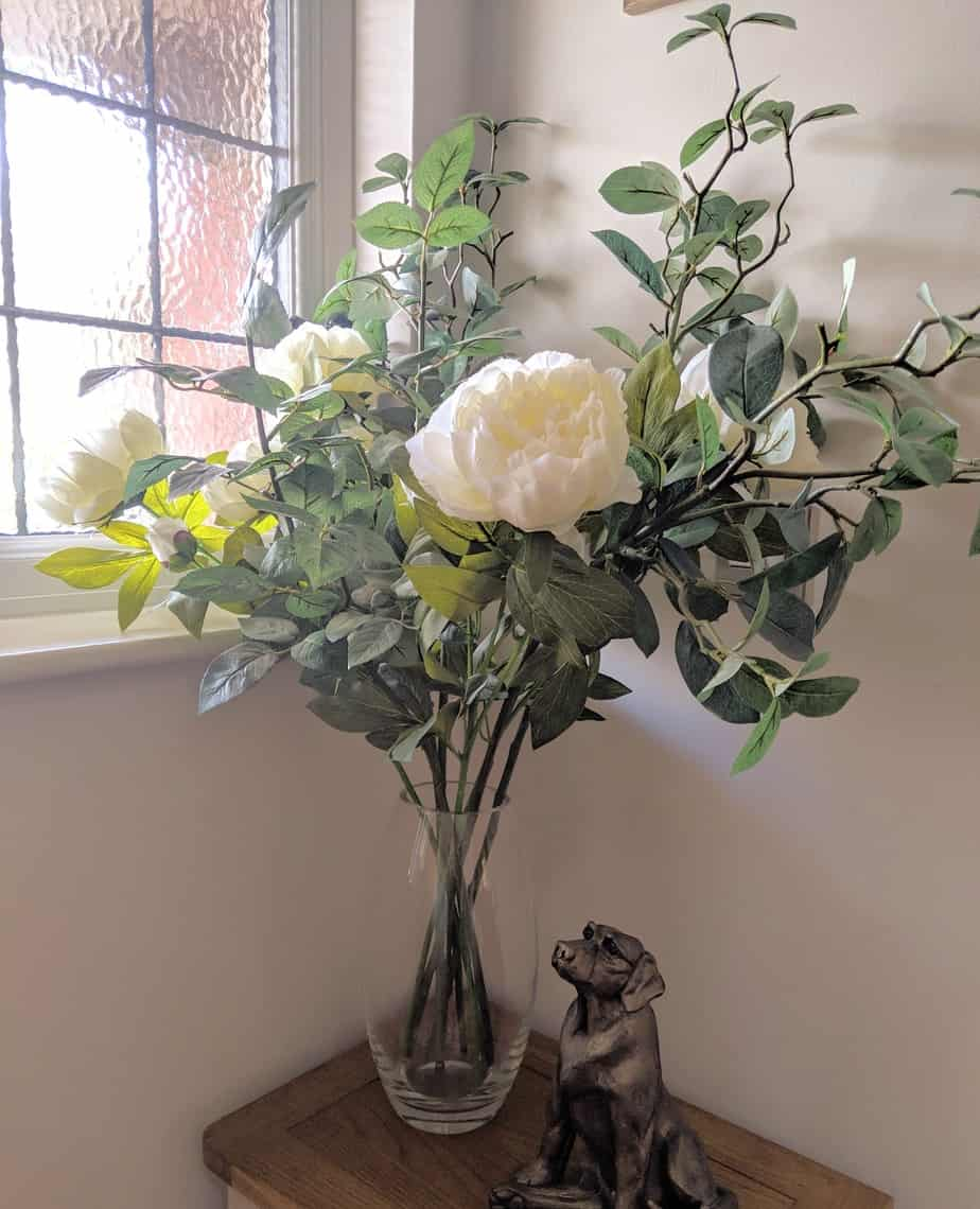 Scented fake flowers: Another great Zoflora uses