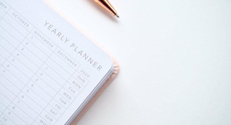 new year resolution financial goals