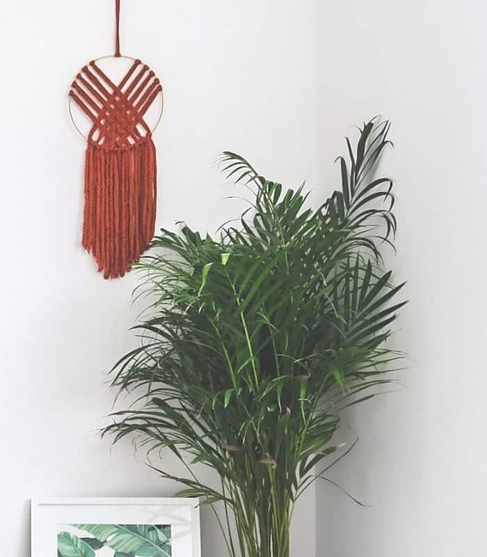 DIY Macrame Wall Hanging For Beginners