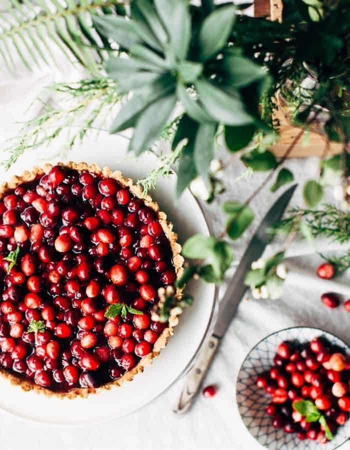 Cranberry pie: how to save money on Thanksgiving dinner this year