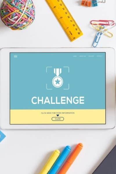 30-day challenge ideas